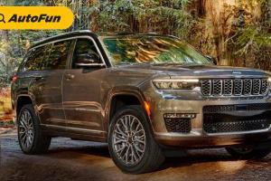All-new Jeep Grand Cherokee L 7-Seater Akan Hadir di Indonesia Akhir 2021
