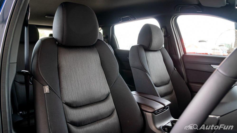 Mazda CX 8 2019 Interior 018