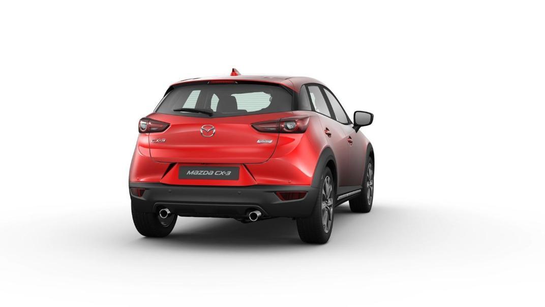 Mazda CX 3 2019 Exterior 013
