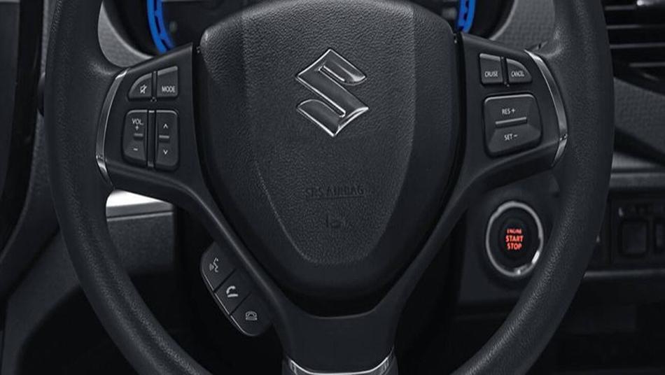 Suzuki Vitara Brezza 2019 Interior 002
