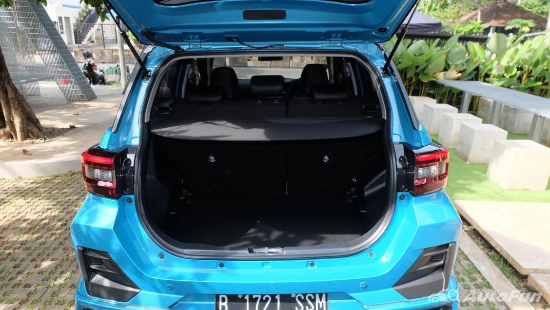 2021 Toyota Raize Interior 024