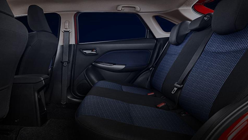 Suzuki Baleno 2020 2020 Interior 005