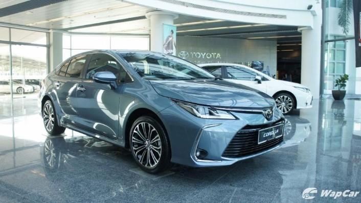 Toyota Corolla Altis 2019 Exterior 005