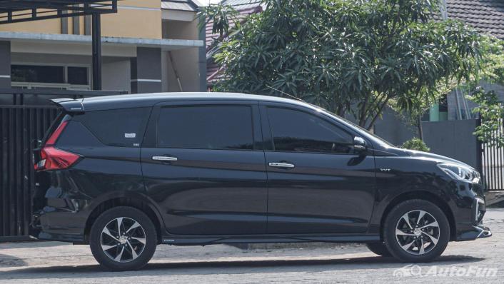 Suzuki Ertiga Sport AT Exterior 004