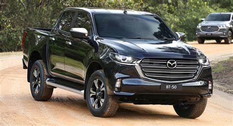 Mazda BT-50 2021 Siap Tantang Mitsubishi Triton dan Toyota Hilux di Indonesia 02