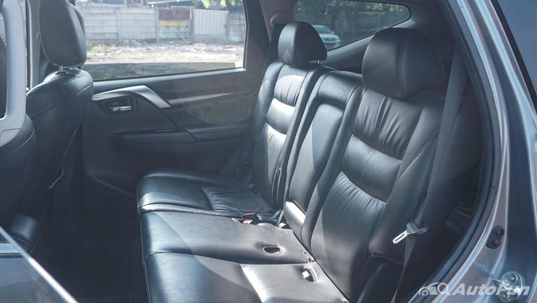 Mitsubishi Pajero Sport Dakar 4x4 AT Interior 054