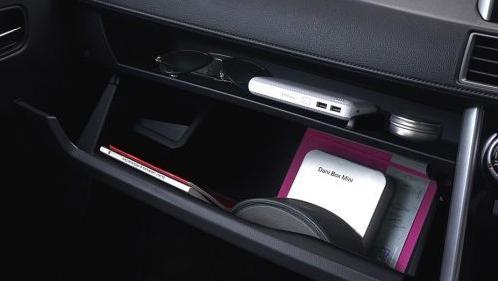 Nissan Livina 2019 Interior 005