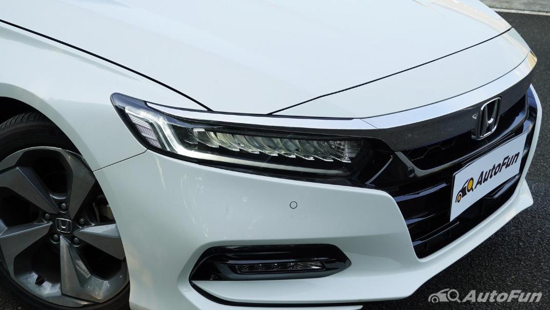 2021 Honda Accord 1.5L Exterior 008