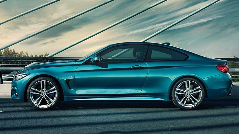 BMW 4 Series Coupe 2019 Exterior 006