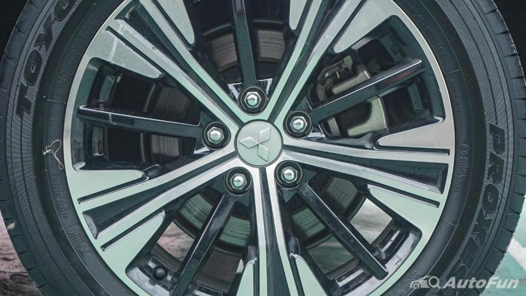 Mitsubishi Eclipse Cross 1.5L Exterior 064