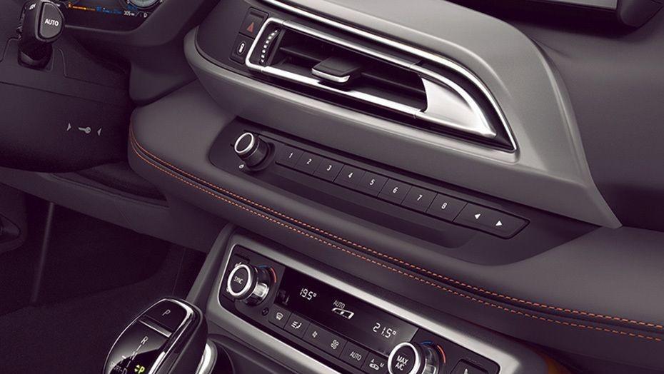 BMW I8 Coupe 2019 Interior 005