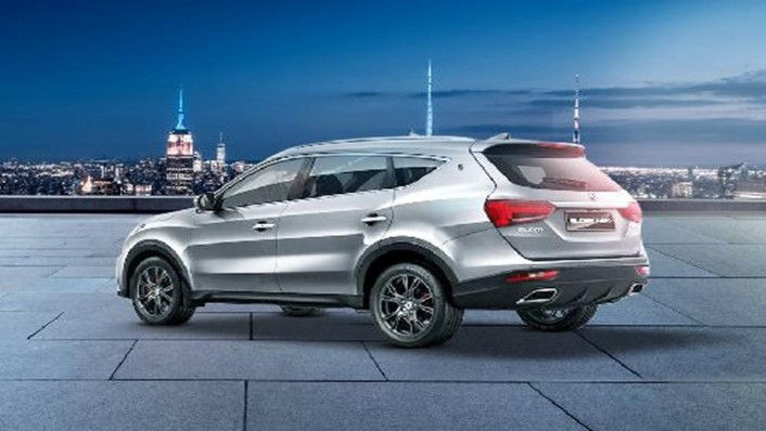 DFSK Glory i-Auto 2019 Exterior 003