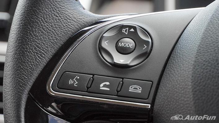 Mitsubishi Xpander Cross 2020 Premium Package AT Interior 004