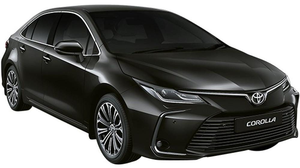 Toyota Corolla Altis 2019 Others 007