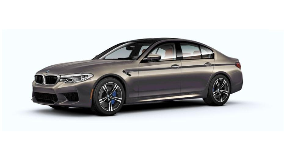 BMW M5 2019 Others 004