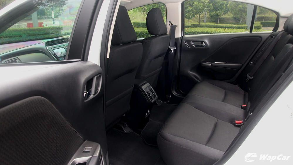 Honda City 2019 Interior 065