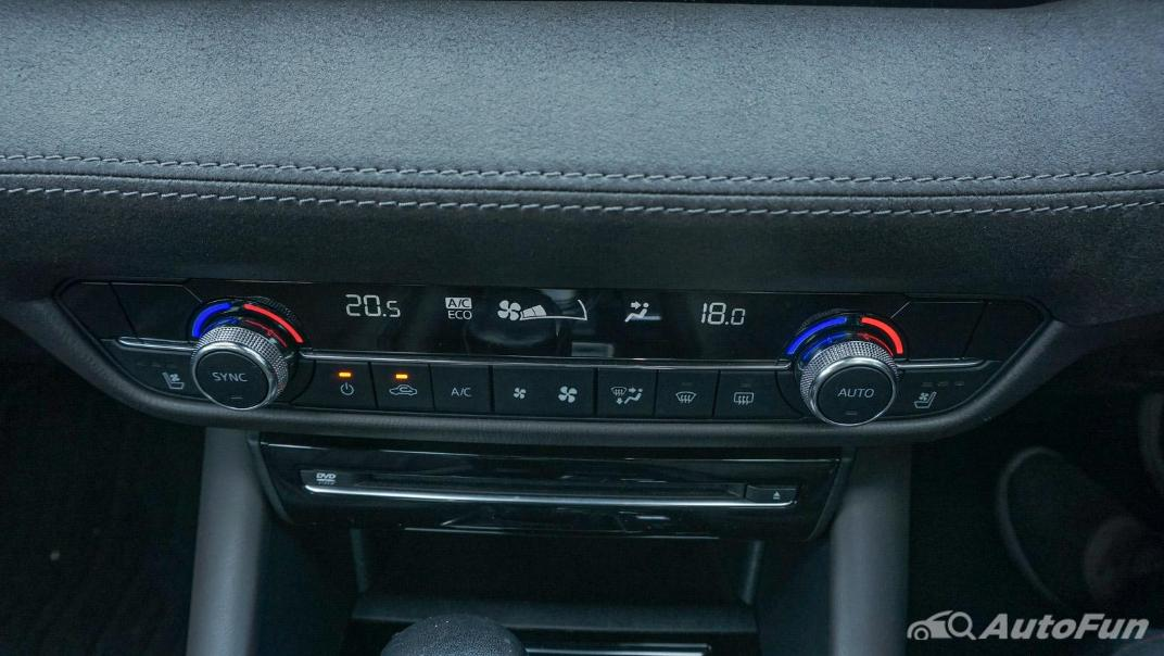 Mazda 6 Elite Estate Interior 025