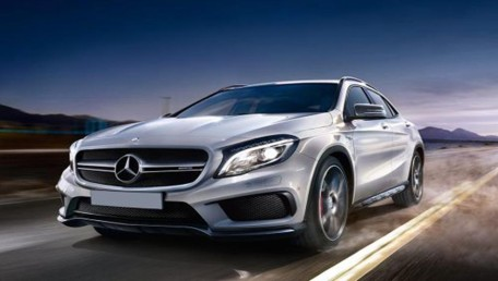 Mercedes-Benz GLA-Class 200 Urban Line Daftar Harga, Gambar, Spesifikasi, Promo, FAQ, Review & Berita di Indonesia | Autofun