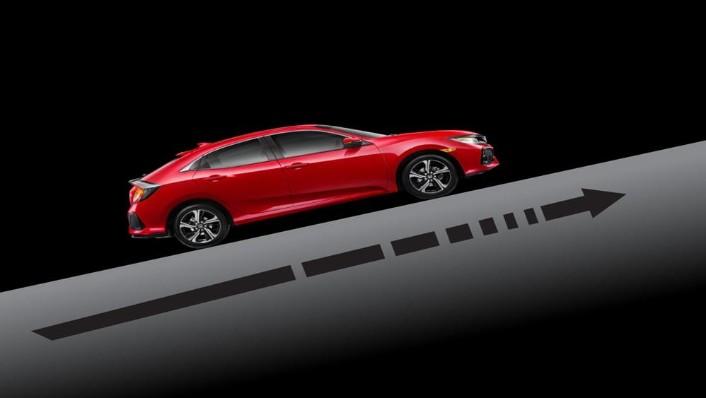Honda Civic Hatchback 2019 Exterior 010