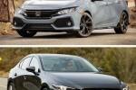 Perbandingan Kelegaan dan Kepraktisan Honda Civic Hatchback RS Vs Mazda3