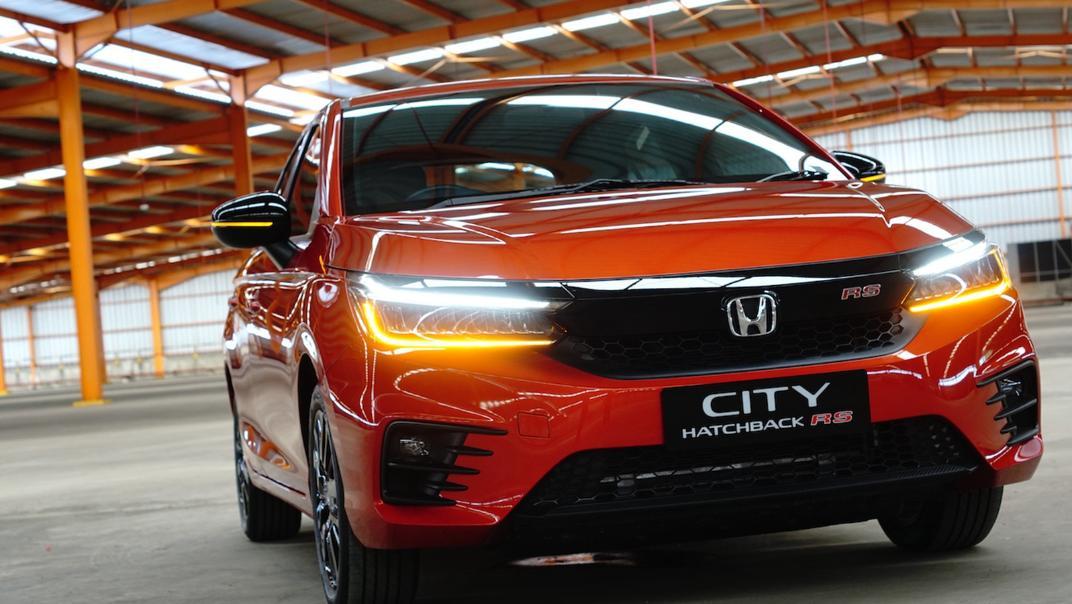 2021 Honda City Hatchback Exterior 010