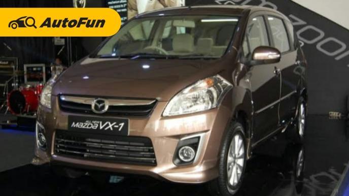 Cari Mobil Bekas Value For Money, Mazda VX-1 Lebih Oke Dari Suzuki Ertiga 01