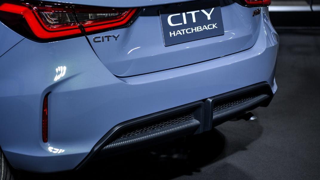 2021 Honda City Hatchback International Version Exterior 011