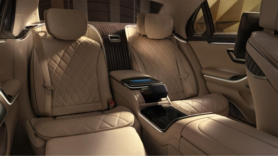 2021 Mercedes-Benz S-Class S 450 4MATIC Luxury Interior 014
