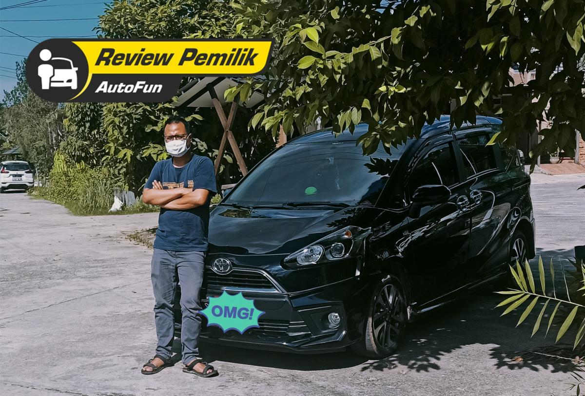 Review Pemilik: Meski Ground Clearence Pendek dan Terasa Lelet, Tapi Toyota Sienta 2016 ini Kasih Diskon Gede 01
