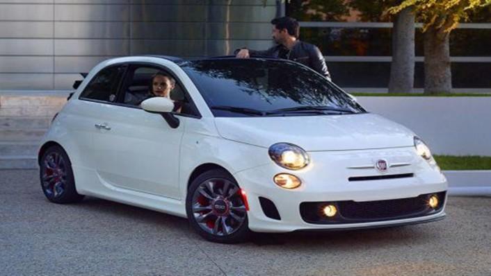 Fiat 500 2019 Exterior 004