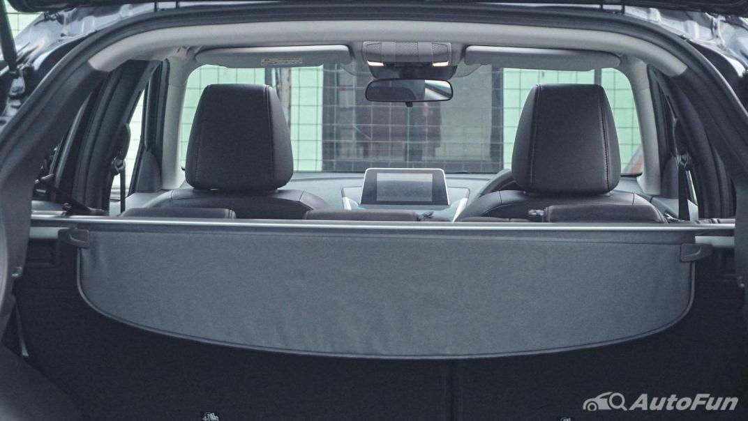 Mitsubishi Eclipse Cross 1.5L Interior 093