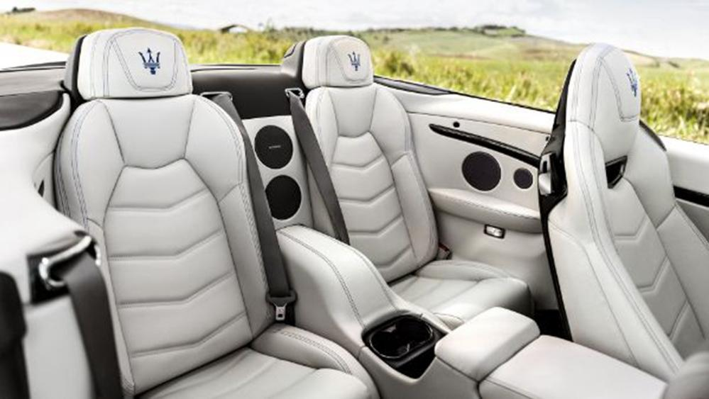 Maserati Grancabrio 2019 Interior 007
