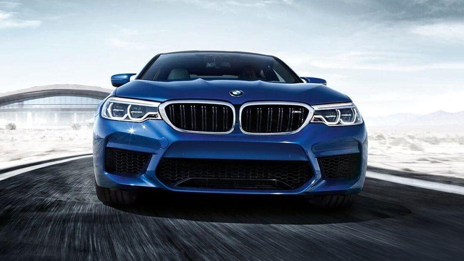 BMW M5 2019 Exterior 002
