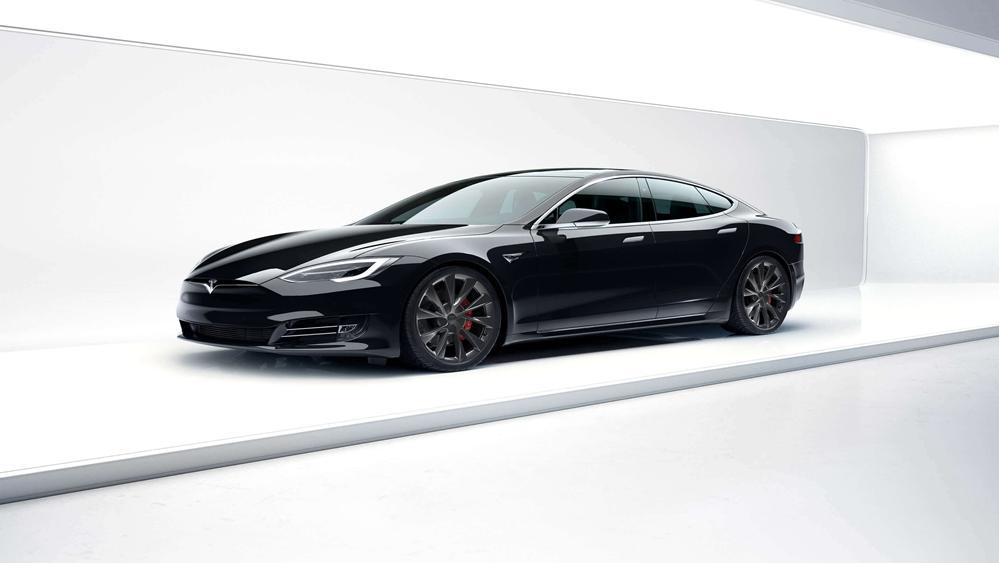 Tesla Model S 2019 Exterior 001