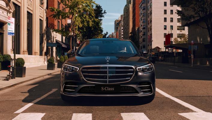 2021 Mercedes-Benz S-Class S 450 4MATIC Luxury Exterior 002