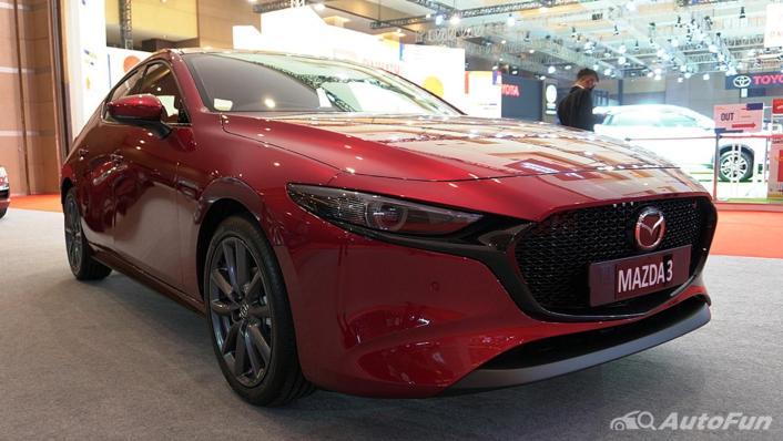 2021 Mazda 3 Exterior 002