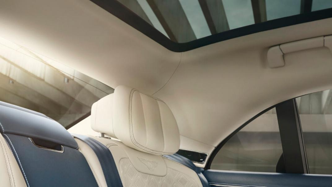 Bentley Flying Spur 2019 Interior 008