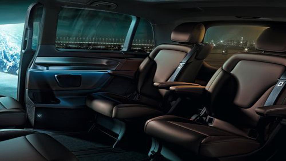 Mercedes-Benz V-Class 2019 Interior 011