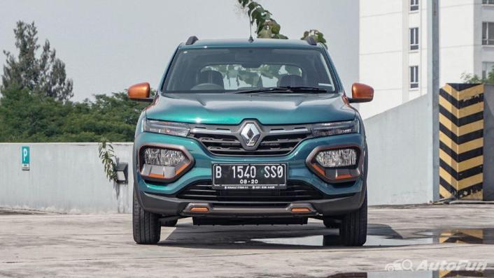 Renault Kwid 2019 Exterior 001