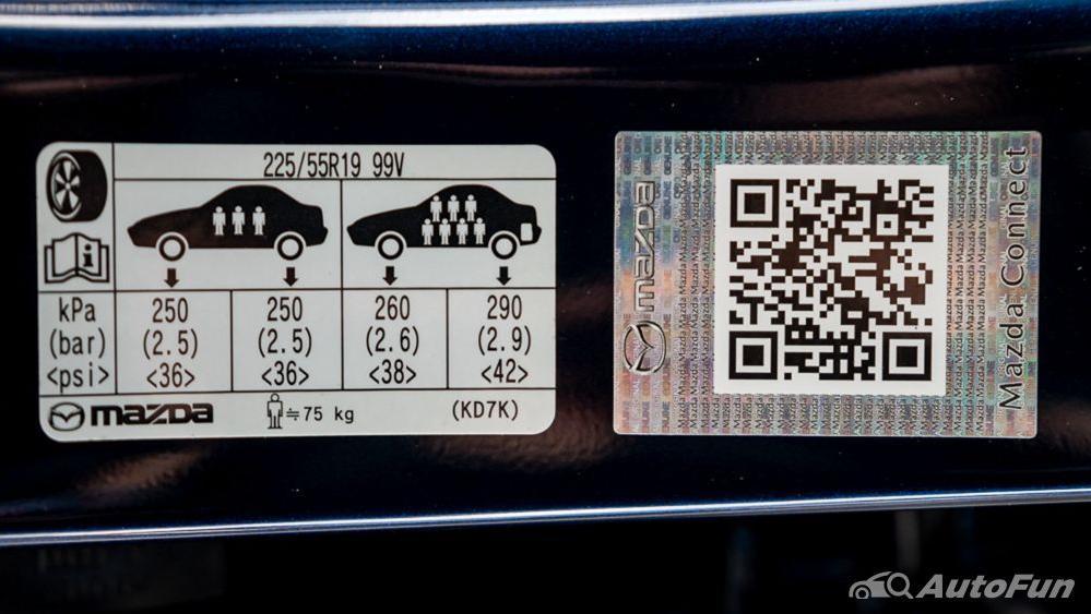 Mazda CX 8 2019 Interior 032