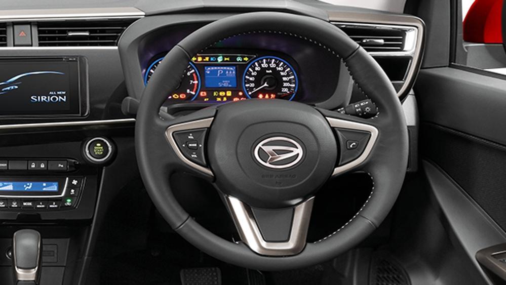 Daihatsu Sirion 2019 Interior 002