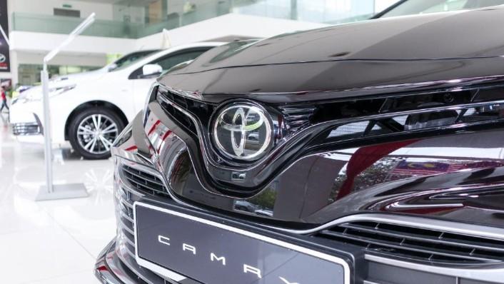 Toyota Camry 2019 Exterior 007