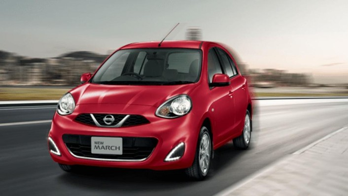 Nissan March 2019 Exterior 001