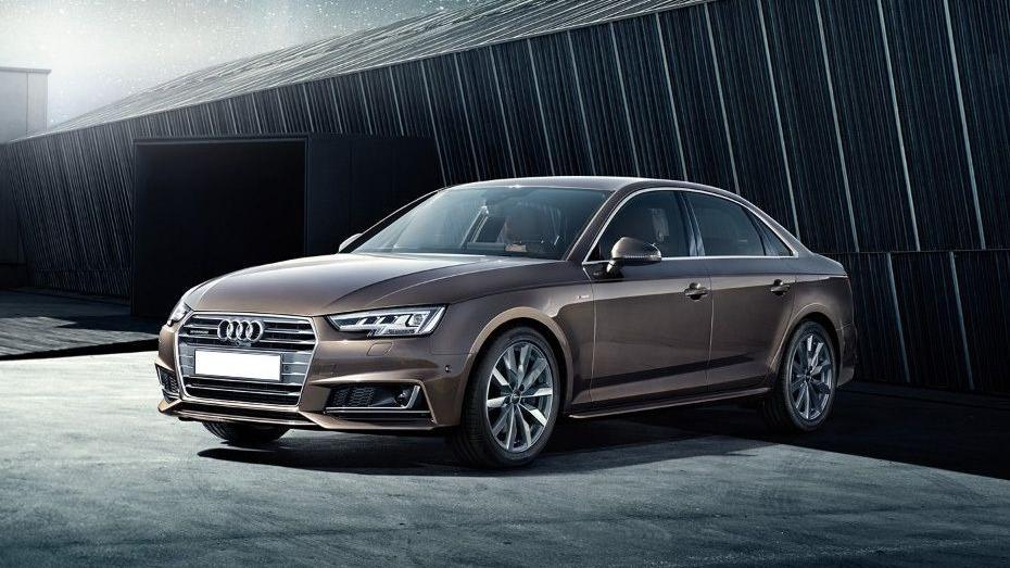 Audi A4 2019 Exterior 001