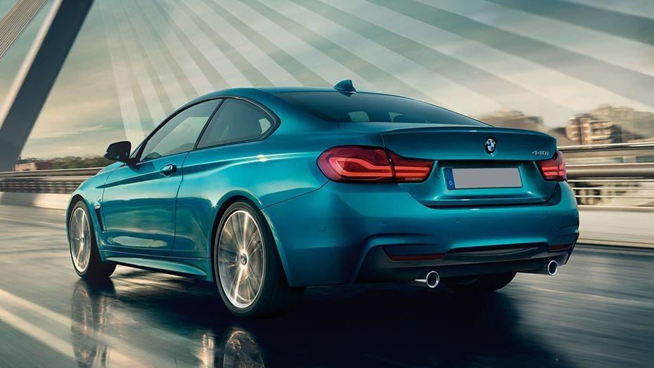 BMW 4 Series Coupe 2019 Exterior 005