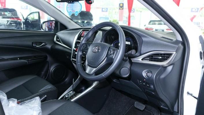 Toyota Vios 2019 Interior 002