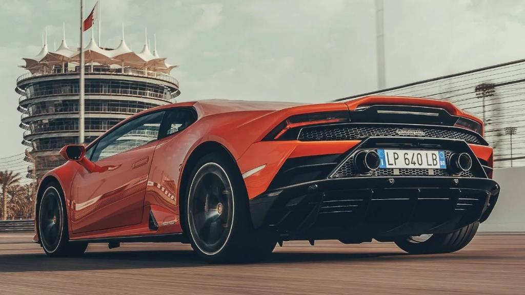Lamborghini Huracan 2019 Exterior 008