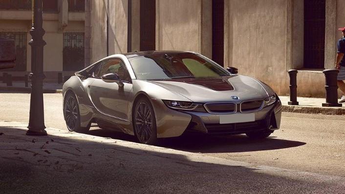 BMW I8 Coupe 2019 Exterior 002