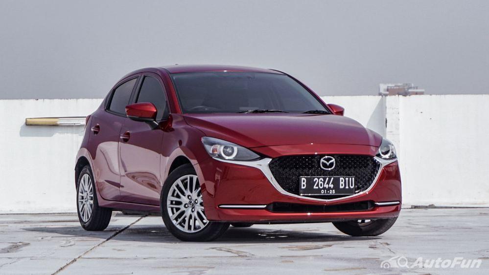 Mazda 2 GT AT Exterior 003