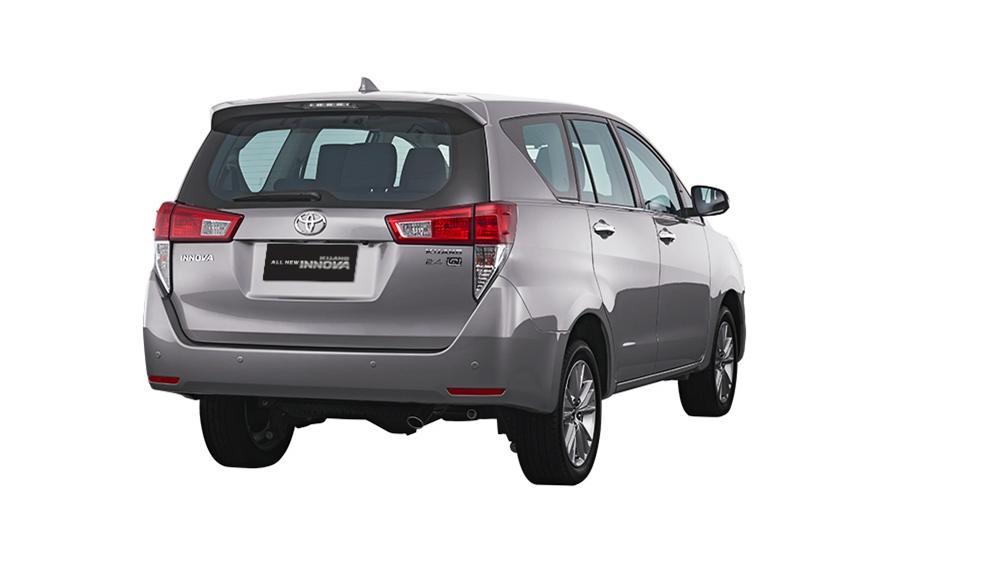 Toyota Kijang Innova 2019 Exterior 007